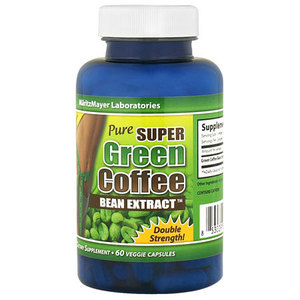 MäritzMayer Laboratories Super Green Coffee Bean Extract