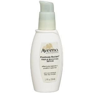 Aveeno Positively Radiant Triple Boosting Serum