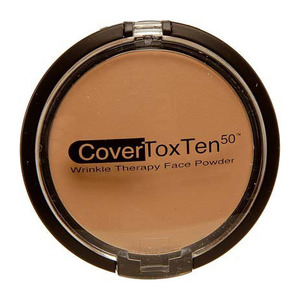 Physicians Formula Covertoxten Wrinkle Therapy Powder, Translucent Medium