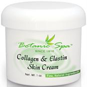 Botanic Spa Beauty by Nature Collagen & Elastin Skin Cream