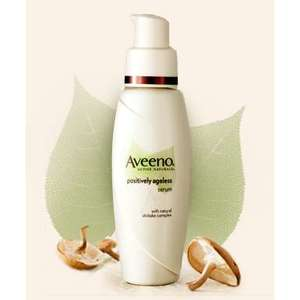 Aveeno Active Naturals Positively Ageless Rejuvenating Serum