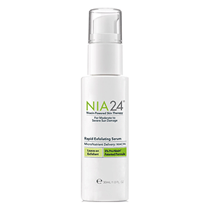 Nia 24 Rapid Exfoliating Serum