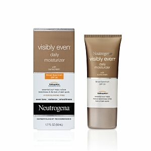 Neutrogena Visibly Even Products