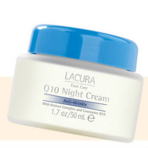 Lacura Q-10 Night Cream