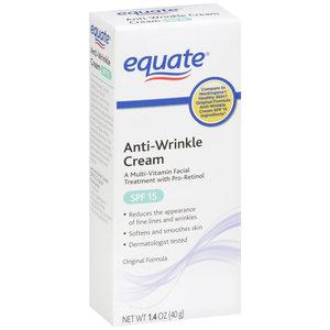 Equate Anti-Wrinkle Cream