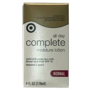 Target All Day Facial Moisture Lotion