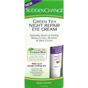 Sudden Change Green Tea Night Repair Eye Cream