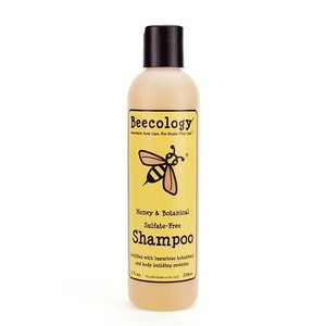 Beecology Honey & Botanical Sulfate-Free Shampoo