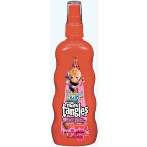 Johnson's Kids No More Tangles Detangling Spray - Strawberry Sensation