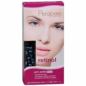 Equilibra Perlabella Retinol Anti-Aging Face PureDose Pearls