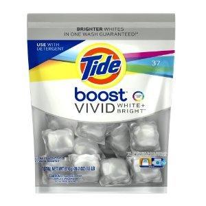 Tide Boost Vivid White + Bright Pacs
