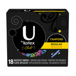 U by Kotex Click Tampons