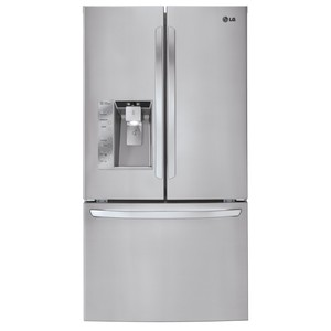 LG 33 cu. ft. Mega-Capacity French Door Refrigerator