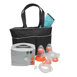 Hygeia Hygeia EnJoye LBI Breast Pump with Deluxe Tote Set