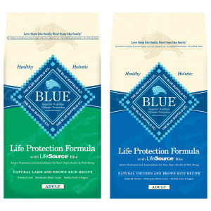 Blue Buffalo Life Protection Formula Dry Dog Food Reviews