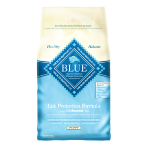 Blue Buffalo Life Protection Formula Puppy Chicken & Brown Rice Dry Dog Food