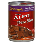 Purina Alpo Homestyle Prime Slices Canned Dog Food
