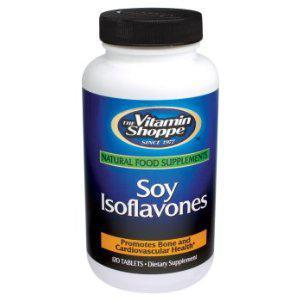 The Vitamin Shoppe Soy Isofavlones