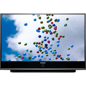 Samsung 56 in. DLP TV HL-56A650C