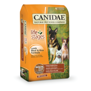 CANIDAE Lamb Meal & Rice Formula Dry Dog Food