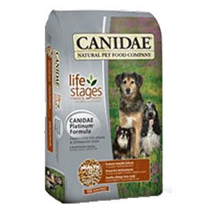 CANIDAE PLATINUM Formula Dry Dog Food
