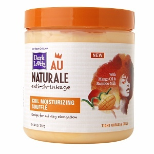 Dark & Lovely Au Naturale Anti-Shrinkage Coil Moisturizing Souffle