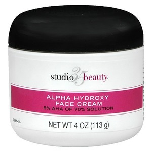Studio 35 Beauty Alpha Hydroxy Face Cream (Formerly Walgreens)