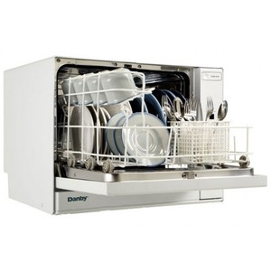 Danby Countertop Dishwasher DDW497W