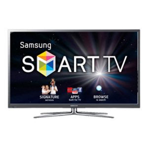 Samsung 64 in. 3D Smart Plasma TV