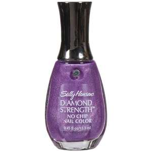 Sally Hansen Diamond Strength No Chip Nail Color - All Shades
