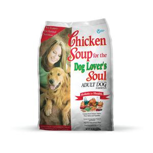 Chicken Soup for the Dog Lover's Soul Adult Dog Formula Dry Dog Food