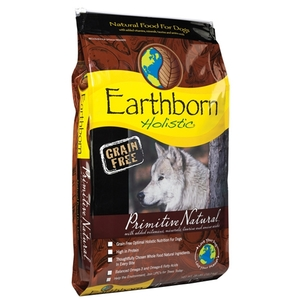 Earthborn Holistic Primitive Natural Grain-Free Dog Food