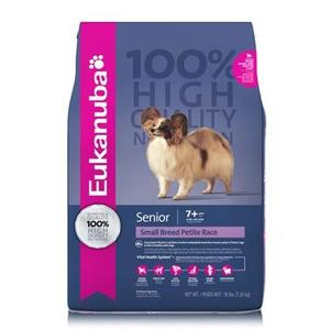 Eukanuba Senior Small Breed Formula Dry Dog Food