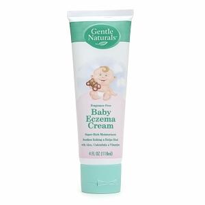 Gentle Naturals Baby Eczema Cream