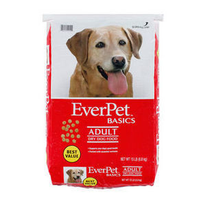 EverPet Basics Adult Dry Dog Food