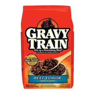 Gravy Train Beef Flavor Dry Dog Food