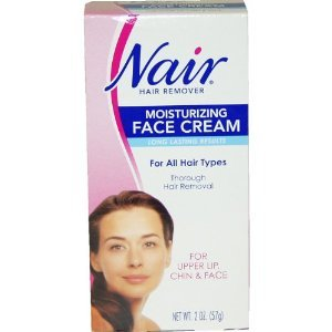 nair hair removal cream instructions