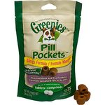 Greenies Pill Pockets Allergy Formula Treats