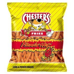 Frito-Lay Chester's Fries Flamin' Hot