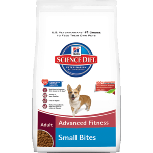 Hills Science Diet Adult Advanced Fitness Small Bites Dry Dog Food