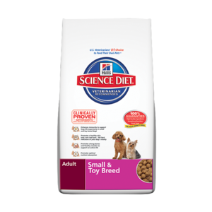 Science Diet Toy Breed Dog Food