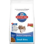 Hill's Science Diet Mature Adult Active Longevity Small Bites Dry Dog Food
