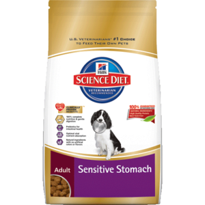 Hill's Science Diet Adult Sensitive Stomach Dry Dog Food