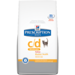 Hill's Prescription Diet c/d Multicare Feline Bladder Health Dry Cat Food