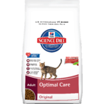 Hill's Science Diet Adult Optimal Care Original Dry Cat Food