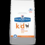 Hill's Prescription Diet k/d Feline Renal Health Dry Cat Food
