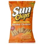 Sun Chips Harvest Cheddar Flavor Multigrain Snacks