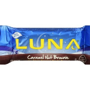Clif Luna Bars - Caramel Nut Brownie