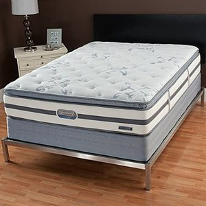 beautyrest simmons. Simmons Beautyrest Recharge Pillow Top Mattress U