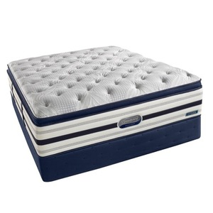 Simmons Beautyrest World Cl Recharge Pillow Top Mattress